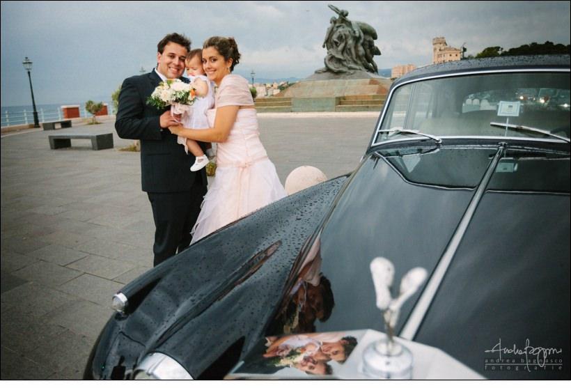 rolls royce matrimonio genova