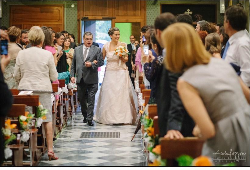 ingresso sposa matrimonio genova