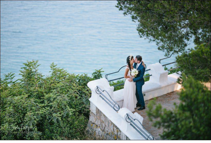 ritratto sposi alassio matrimonio