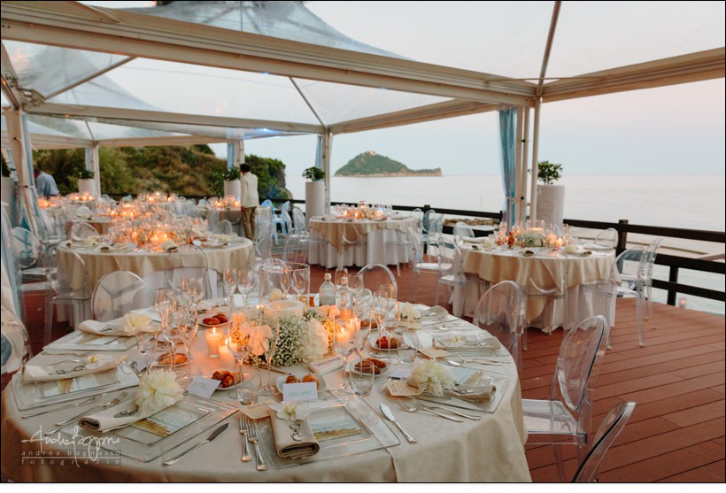 mise en place matrimonio baba beach wedding