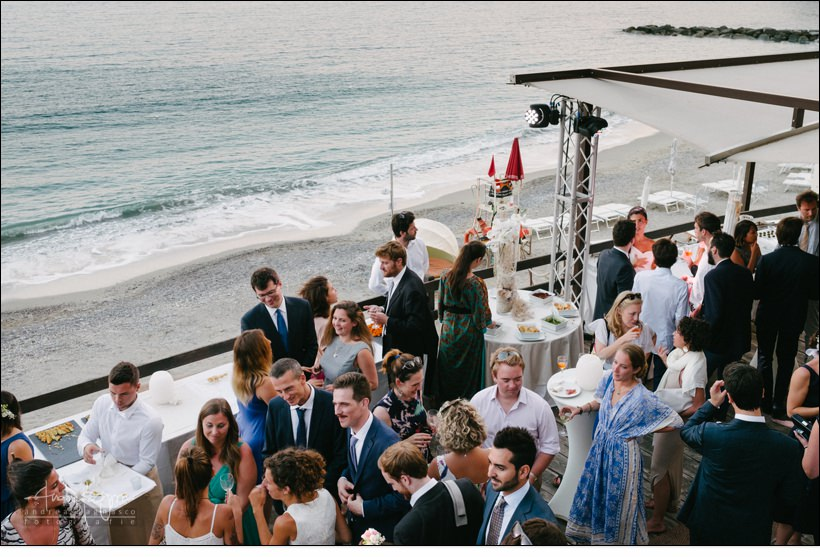 wedding reception baba beach wedding alassio