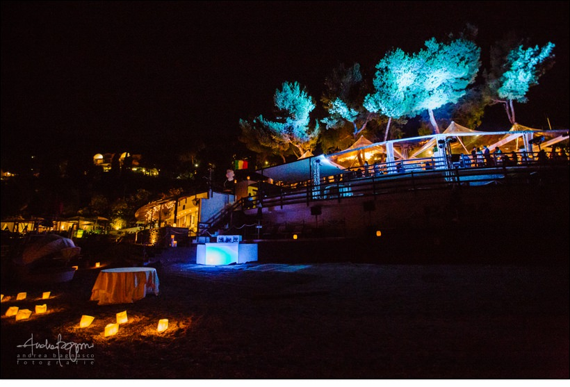 baba beach wedding alassio