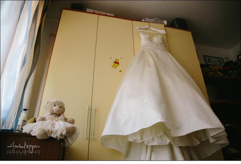 abito sposa reportage matrimonio