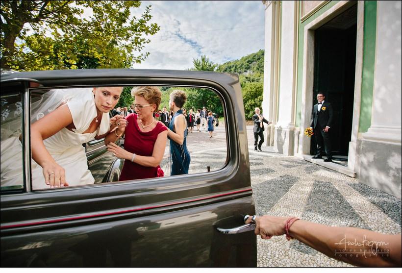 reportage chiesa matrimonio voze