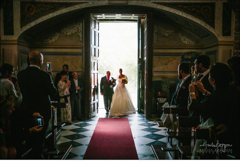 ingresso sposa matrimonio voze