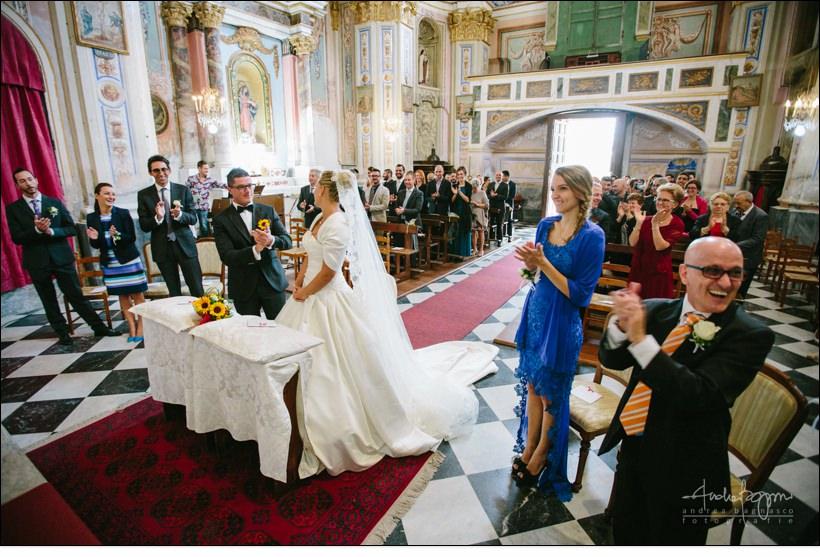 reportage matrimonio voze