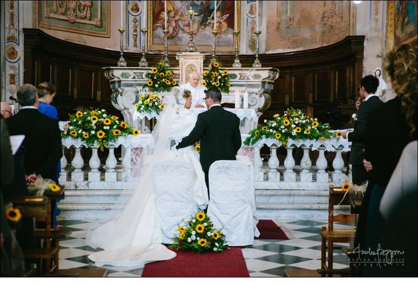 sposi chiesa matrimonio voze