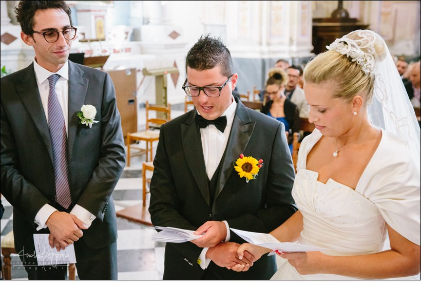 promessa sposo matrimonio voze