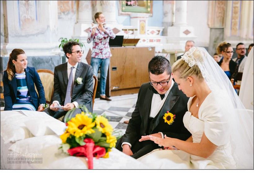 sposi matrimonio voze religioso