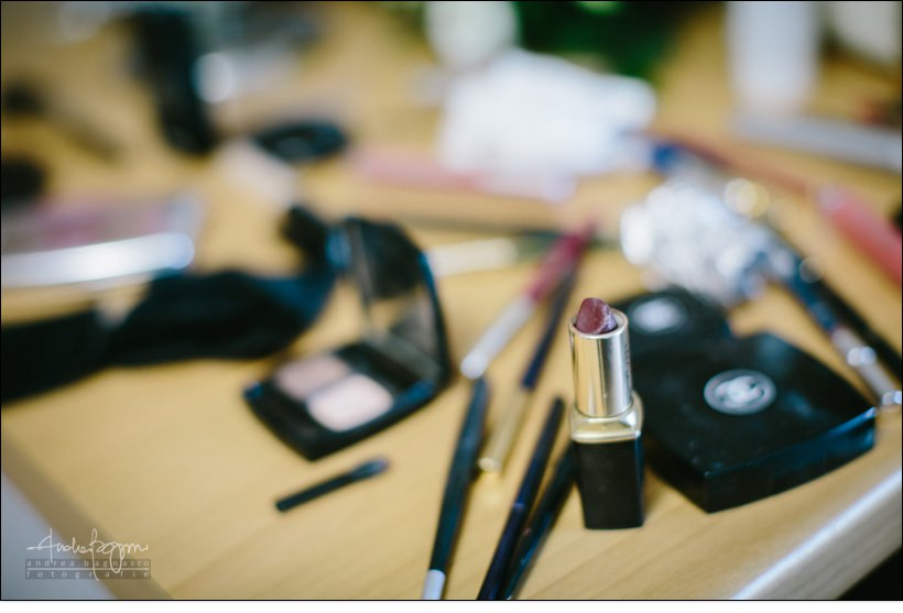 make up preparazione sposa varazze