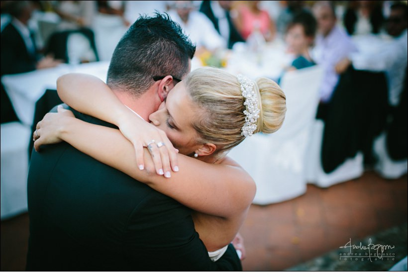 emozioni matrimonio paradiso manu noi