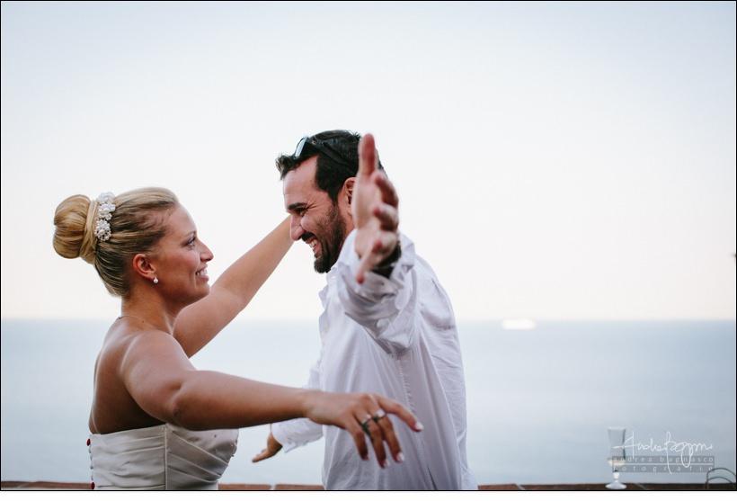 abbracci matrimonio paradiso manu noi