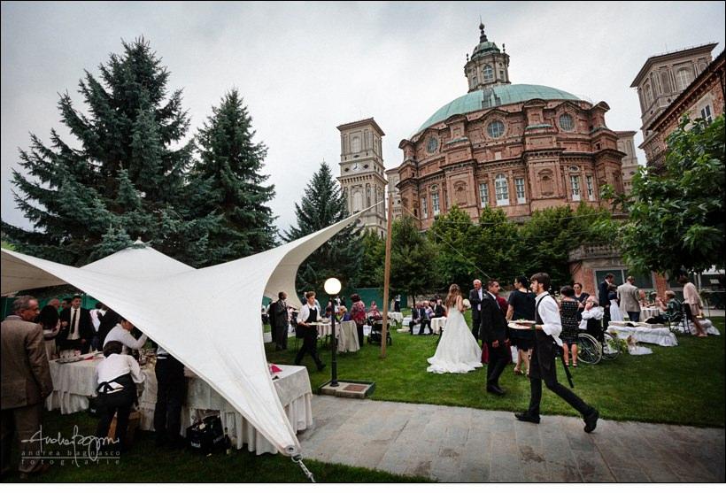 ricevimento nozze castello vicoforte