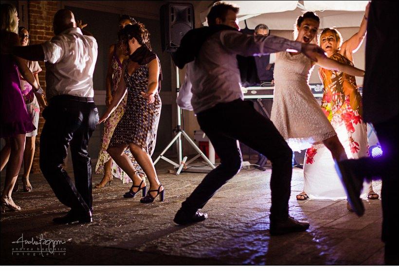 balli matrimonio dj set castello vicoforte