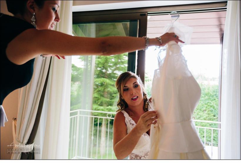 dettagli abito le spose di carol