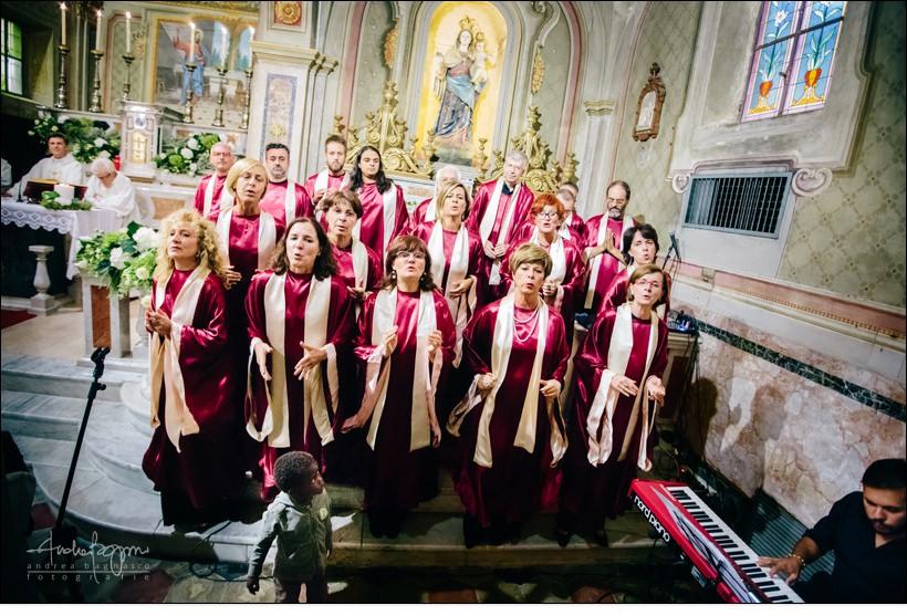coro chorus life gospel matrimonio monferrato