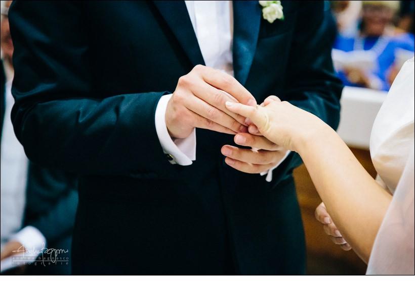 scambio anelli matrimonio mombaruzzo monferrato