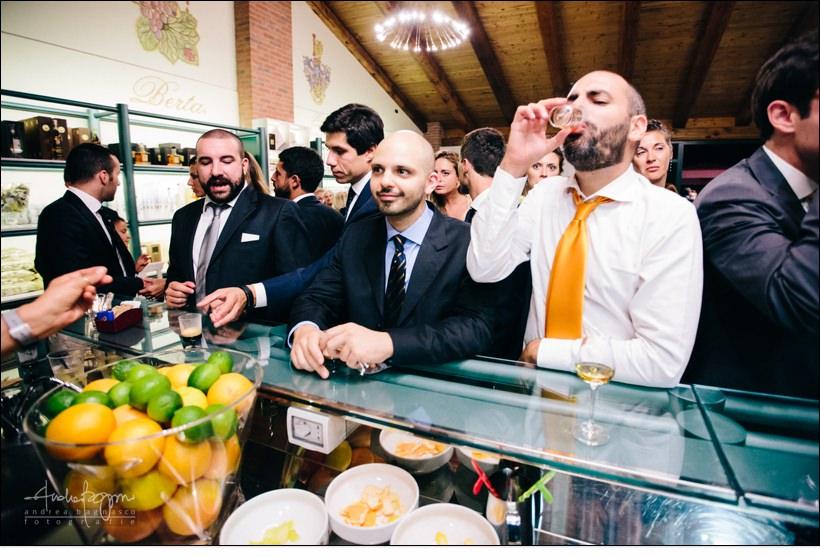 open bar matrimonio berta monferrato