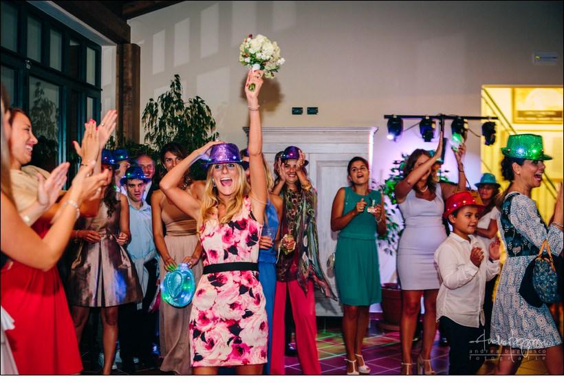 bouquet lancio matrimonio berta monferrato
