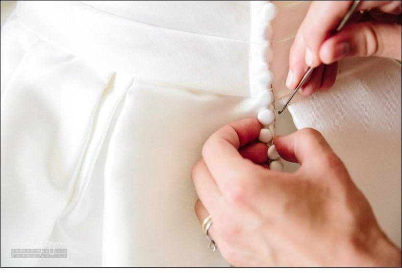 dettagli abito sposa le spose di carol