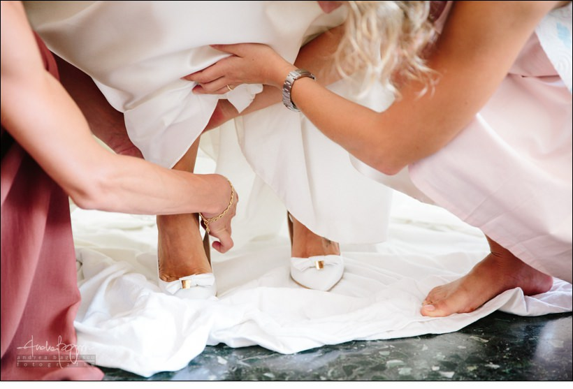 scarpe sposa abito le spose di carol