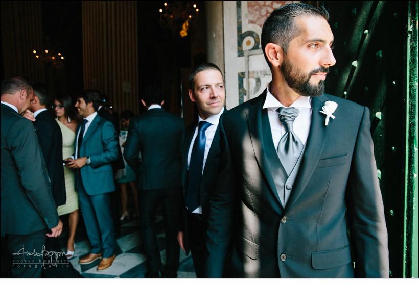 sposo reportage matrimonio celle ligure san michele