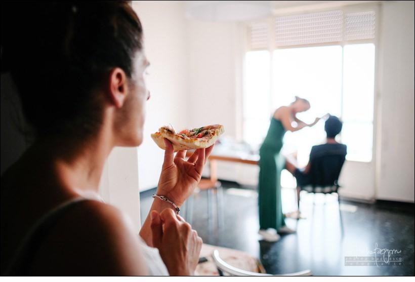 reportage matrimonio savona pizza