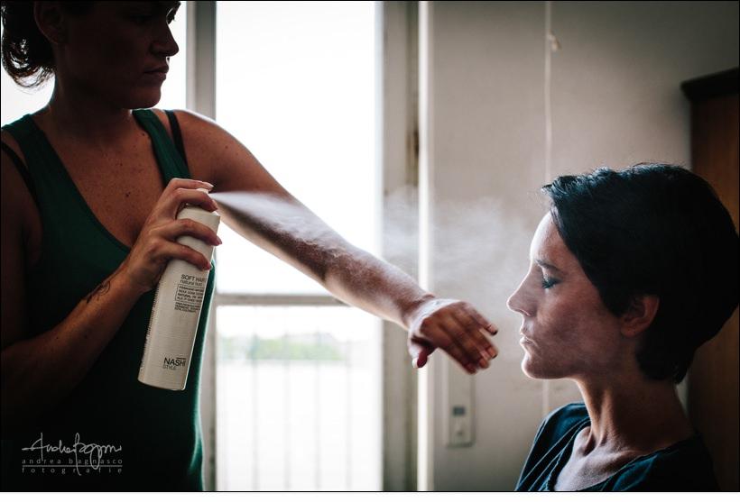 hair e makeup reportage matrimonio savona