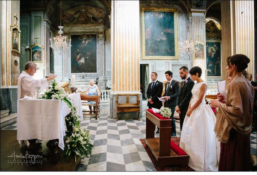 rito religioso matrimonio celle ligure san michele