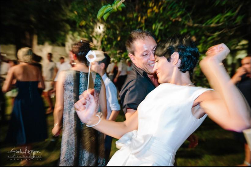 sposa balli matrimonio villa faraggiana albissola