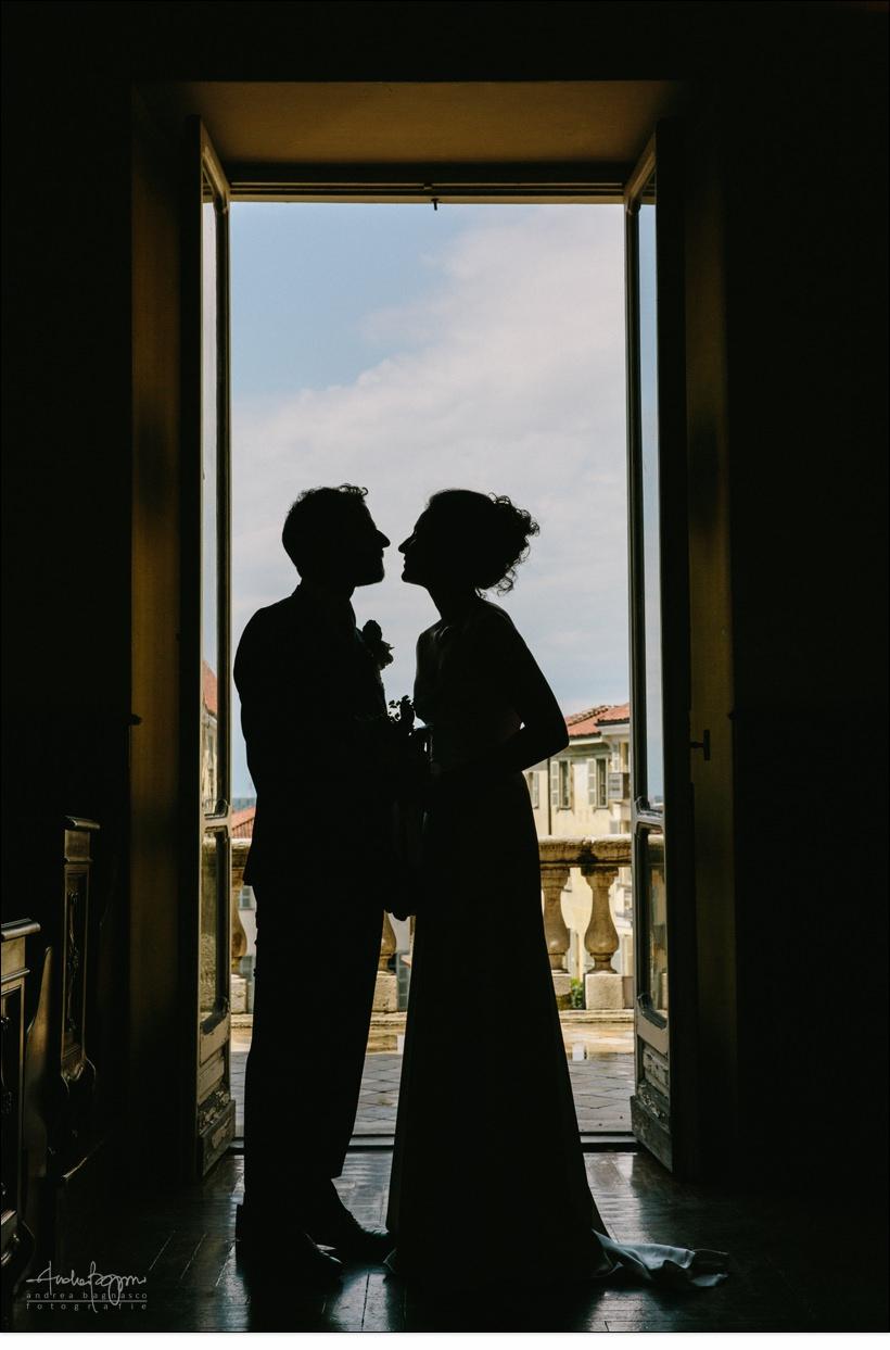 silhouette sposi matrimonio wedding torino