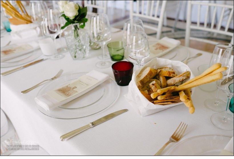 dettaglio catering matrimonio real collegio wedding torino