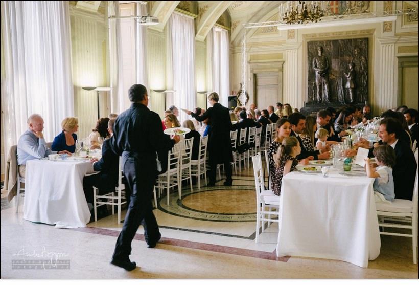 ricevimento matrimonio real collegio wedding torino