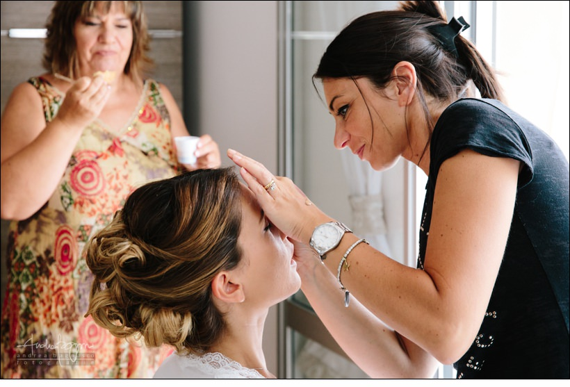 make up reportage matrimonio country chic la ginestra