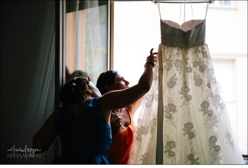 abito sposa matrimonio country chic la ginestra