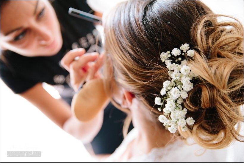 hair styling matrimonio country chic la ginestra