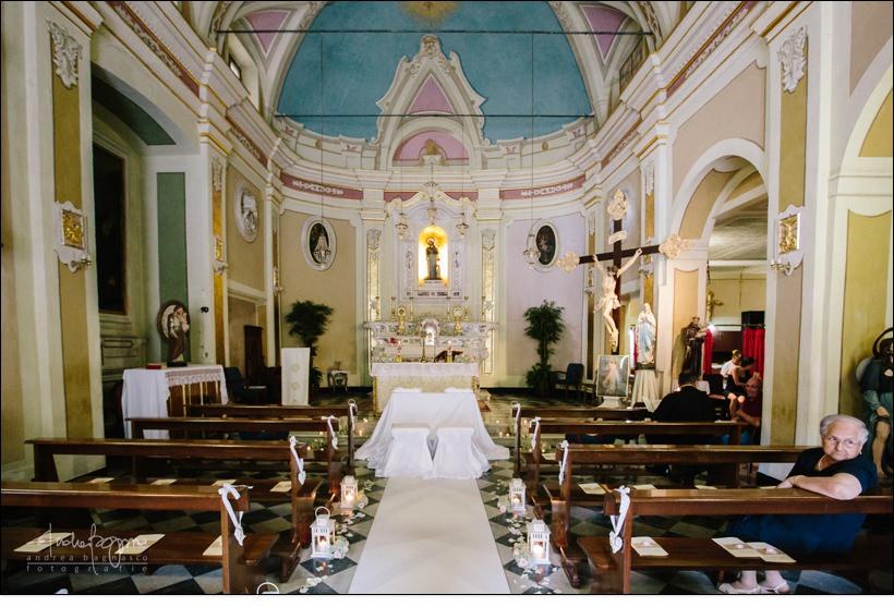 chiesa genova matrimonio country chic la ginestra