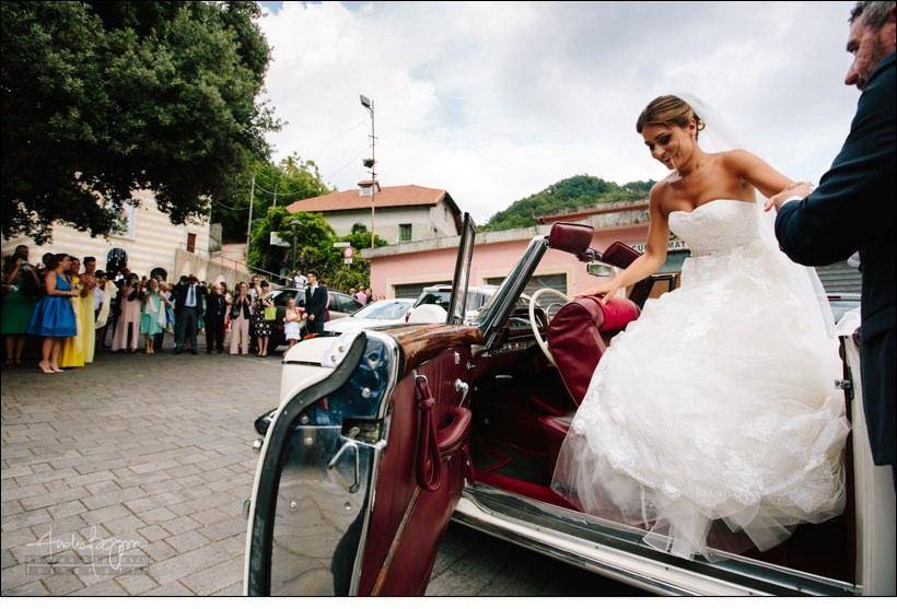 auto genova matrimonio country chic la ginestra