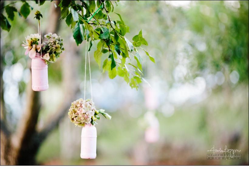 dettagli fiori wedding italy country chic