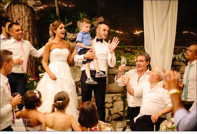 reportage country chic matrimonio la ginestra