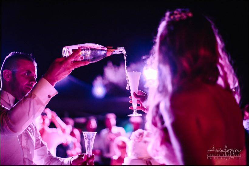 champagne country chic matrimonio la ginestra
