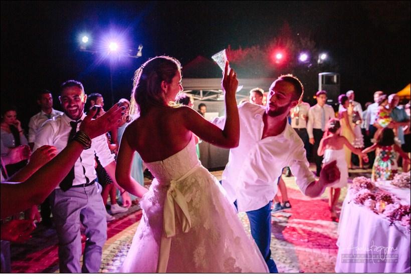 dance floor wedding matrimonio la ginestra
