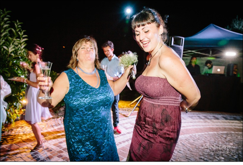 balli country chic matrimonio la ginestra