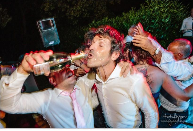 ubriachi country chic matrimonio la ginestra