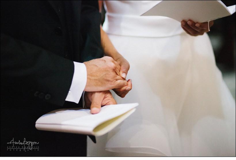 promesse nuziali matrimonio