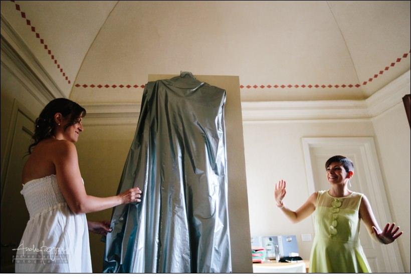 abito sposa dernier cri matrimonio