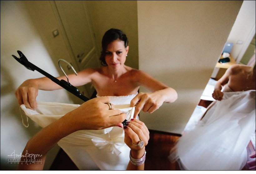 abito sposa dernier cri matrimonio relais monastero
