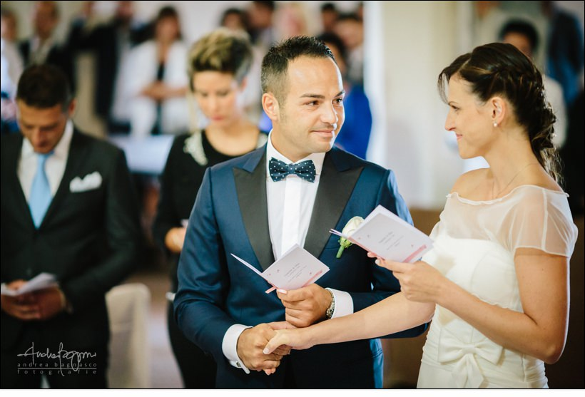 scambio promesse matrimonio extra muros millesimo