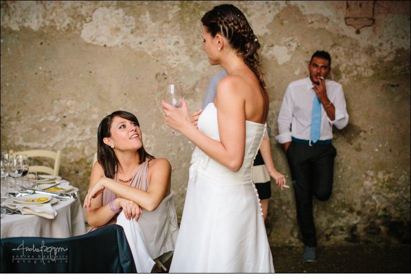 ricevimento matrimonio shabby chic relais monastero