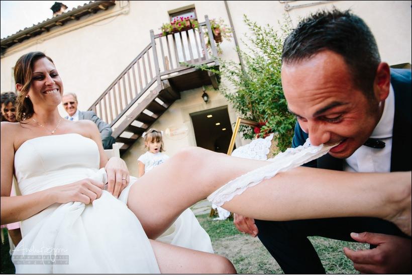 giarrettiera reportage matrimonio shabby chic relais monastero